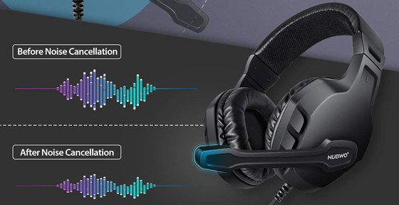 Xbox One Headset With Microphone In All Black