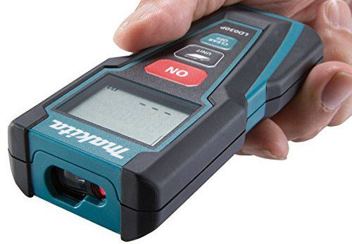 Digital Measuring Device With Big Red ON Button