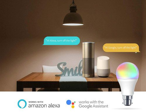 Exceptional WiFi Light Bulbs Controlled By Smart Phone Anywhere