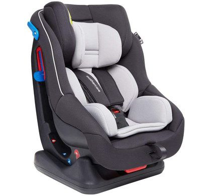 Car Seat With Black Base