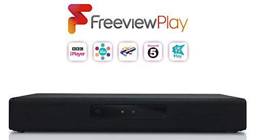 Freeview Plus Box HD With iPlayer Logo