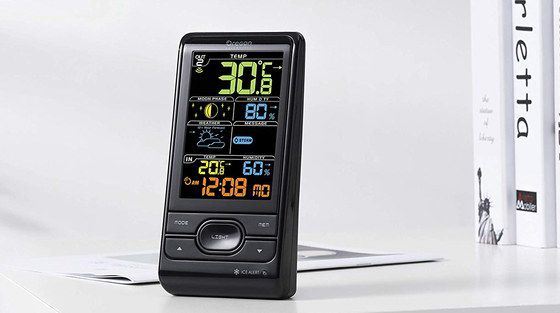 Best Wireless Weather Station In UK To Buy With Digital LCD
