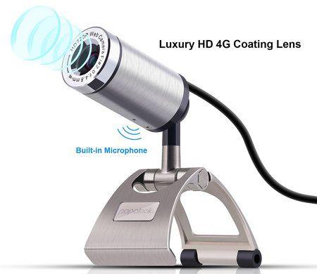 Best USB Webcams To Buy In UK For Laptops & Windows 10 PC