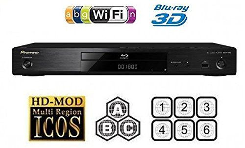 3D Blu-ray Player With Black Screen