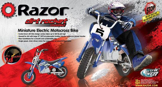 Best Electric Dirt Bikes For Kids Uk From 8 Years Old Top 10