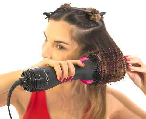Best Hot Air Styler Brush For Long And Short Hair UK Top 10