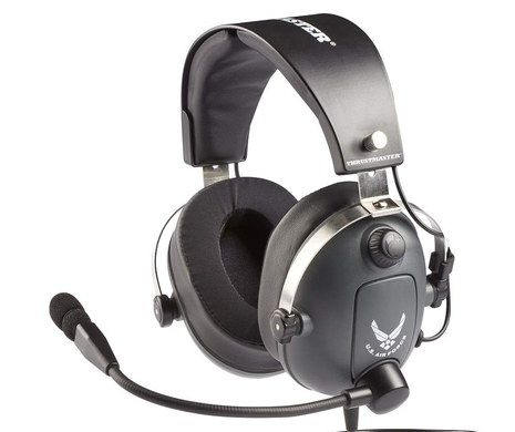 Xbox One And PC Headset With Chrome Trim