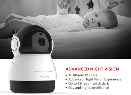 Best WiFi Baby Monitors That Connect To Smartphone UK Only