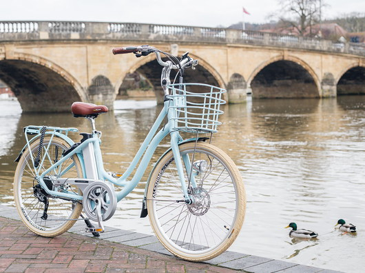 Womens Volt Kensington Electric Bicycle