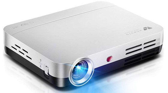 3D DLP Projector In 2 Tone Style