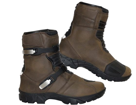 Motorcycle Waterproof Boots Armoured