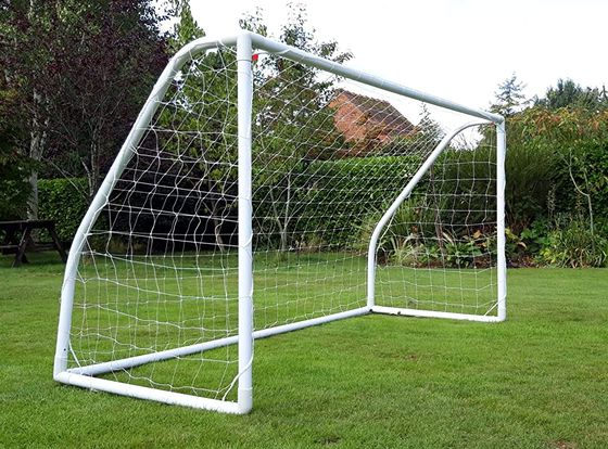 Football Goals Kids Goal Locking On Grass