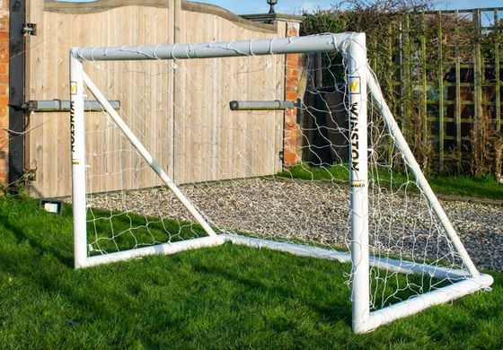 PVC Kids Football Goal Post Lock System