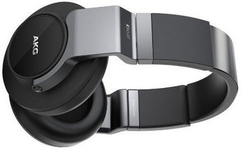 Headphones For TV In Gloss Black Finish