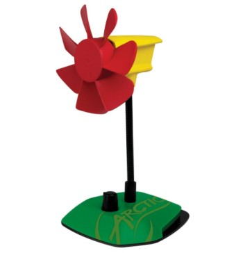 ARCTIC Breeze USB Desktop Cooling Fan In Red, Yellow And Green