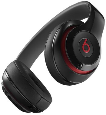 Headphones From Dr.Dre In Black With Red