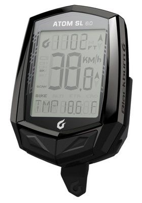 Chronometer Wi-Fi Cycle Computer In Black Glossy Finish