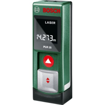Laser Distance Measuring Tool With Black Display