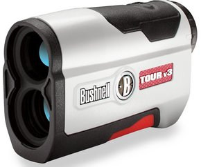 Bushnell V3 With JOLT Range Finder In Black And Silver Effect
