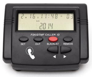 Call Saint Nuisance Phone Call Blocker Showing Display Keys