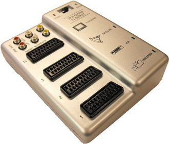 Compare Best 3Way SCART Switch Box Splitters