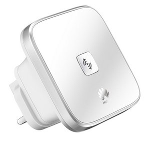 Portable Wi-Fi Router In All White Exterior