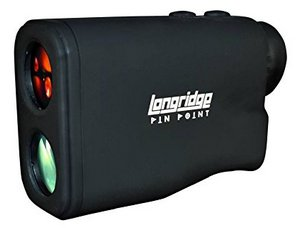 Range Finder Laser With Shot Selection In All Black Exterior