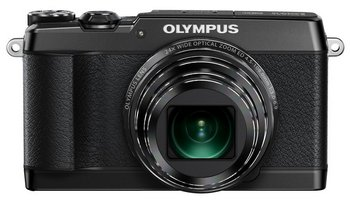 Olympus SH-1 Traveller Wi-Fi Digital Camera In Black Finish