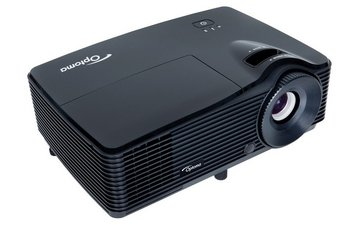 Portable Projector In All Black Finish