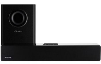 Wi-Fi Soundbar In Refined Black Finish