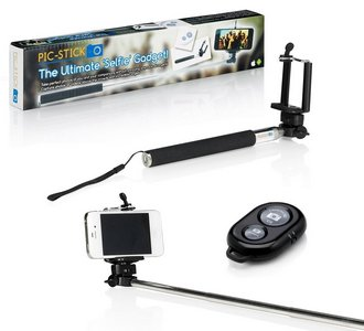 Original Pic Stick Stick With Bluetooth With Accessories