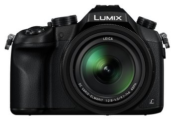 Panasonic DMC-FZ1000EB Wi-Fi Lumix LEICA Camera In Smooth Black Exterior