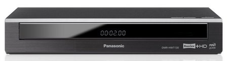 Smart TV Recorder In All Black Finish