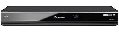 Panasonic HD Twin Recorder in Gloss Black