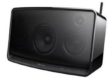 Hi-Fi Music System in Black
