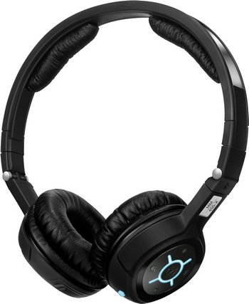 Apt-X Headphones With Black Padded Headband