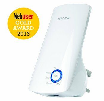 Booster 300Mbps Extender With Gold Award