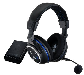 PX4 Headset Showing Black Cushioned Headband