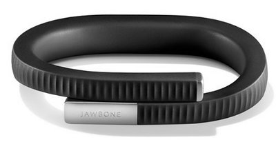 Wireless Bluetooth Sync Sleep Monitor In Black And Chrome Effect