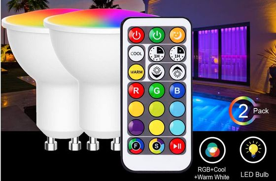 WiFi Smart LED Bulb With Remote Control