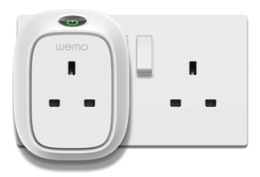 Electric Plug Timer Plugged In Socket