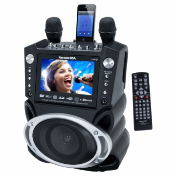 Karaoke GF829 With Remote Device