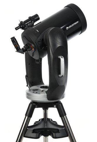 Celestron CPC GPS Controlled Telescope In Black Coating