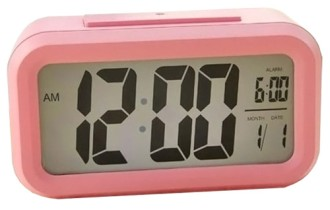 Night Alarm Clock With Large Numbers