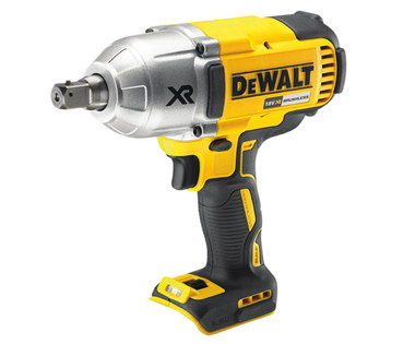 3 Speed High Torque Impact Wrench In Black And Yellow