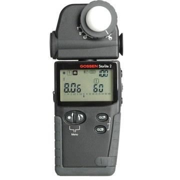 Digital Light Meter With Big LCD