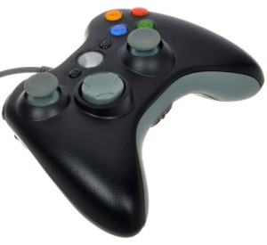 KaBi Xbox 360 Lag-Free Controller With Colour Code Buttons