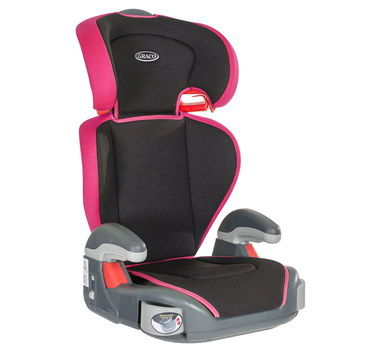 4 To 12 Yrs Baby Booster Car Seat With High Back