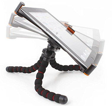 Grip Tablet Tripod Mount For iPad In Diverse Angles