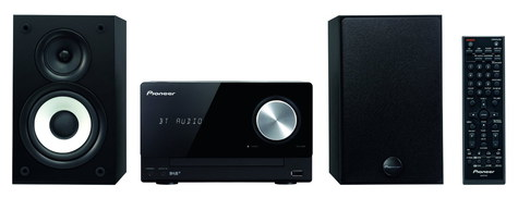 DAB CD Sound System With Remote Control